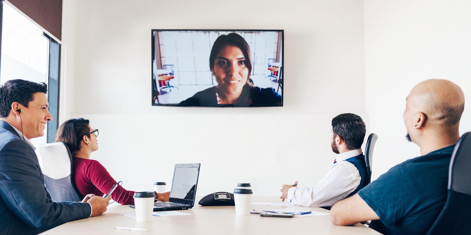 Videokonferenzen bei EOS