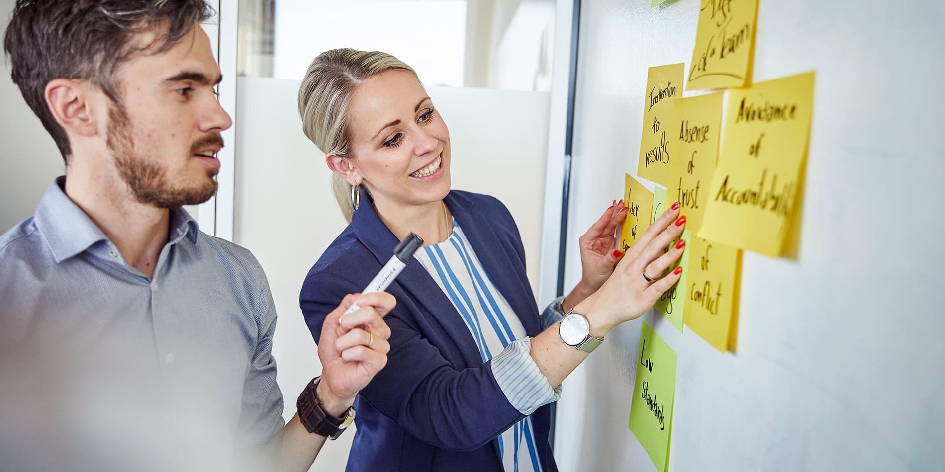 Agiles Arbeiten: Strategy & Consulting