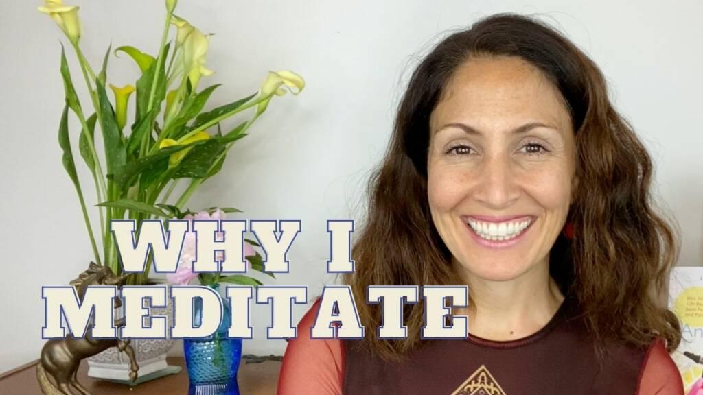 reasons to meditate: benefits of meditation
