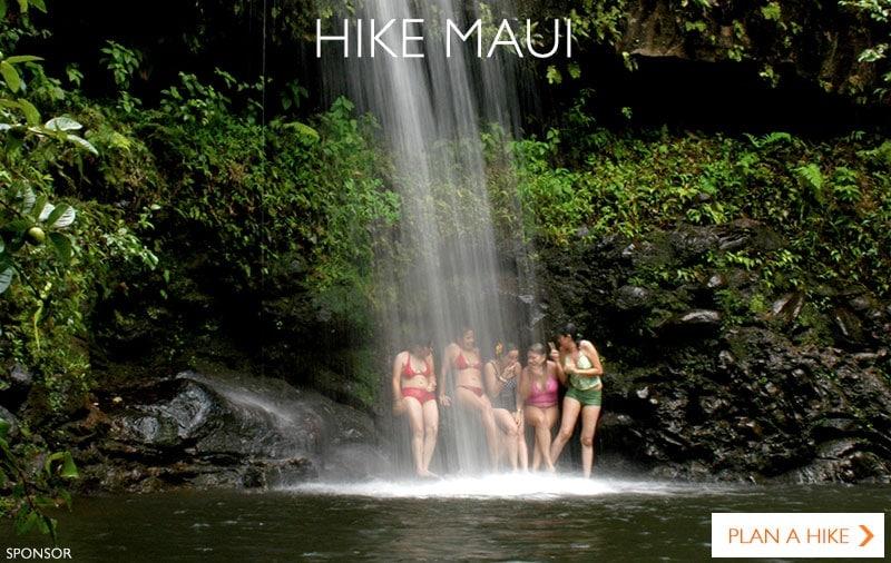 Maui hiking