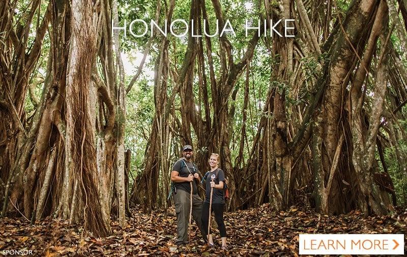 Honolua Hike