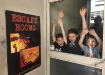 Can You Crack the Code & Escape from Unexpected Exit Escape Rooms?