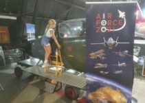 Get Up Close to Jets at Fighter World