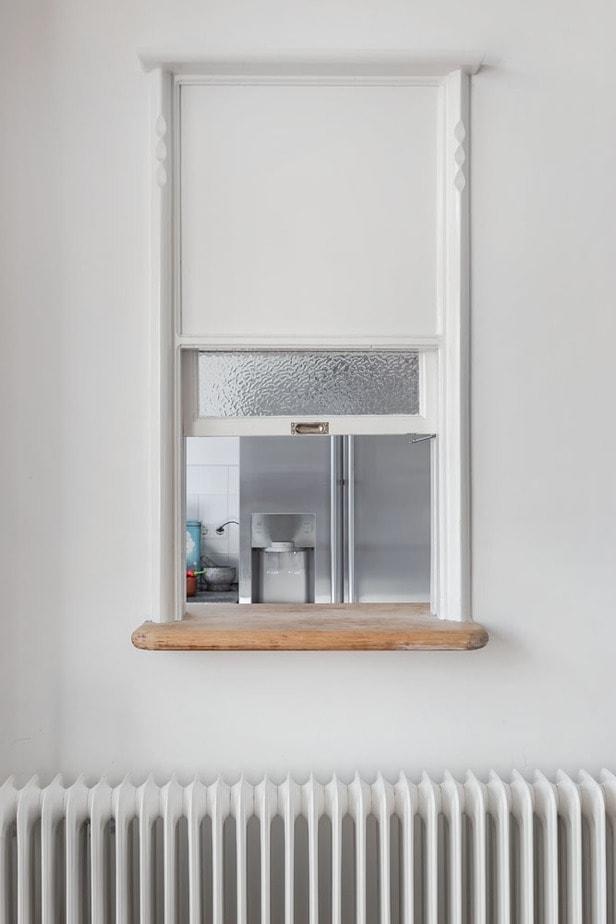 Interieurfotografie luik keuken