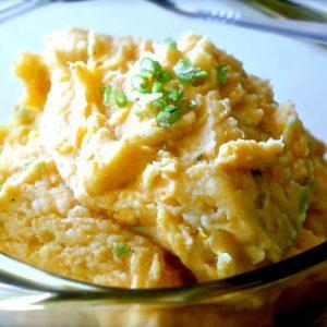 Sweet Potato Acorn Squash Mash