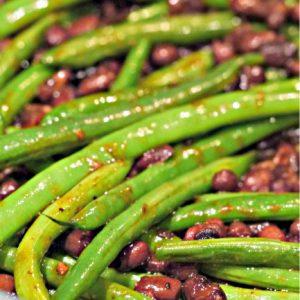 Spicy Szechuan Beans Recipe