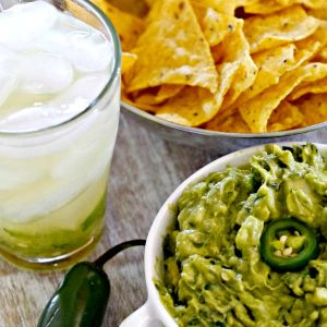 Best Authentic Spicy Guacamole