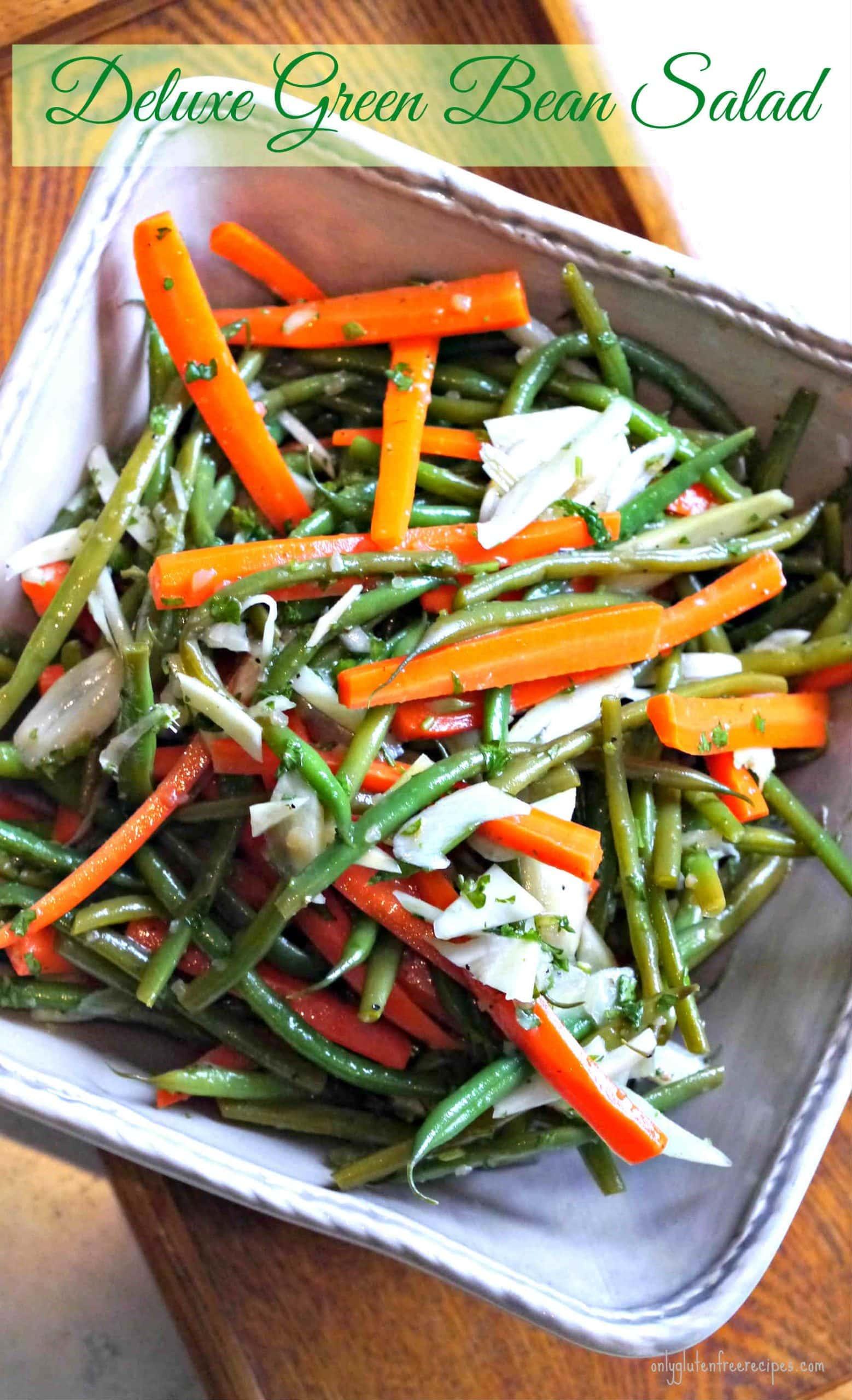 Deluxe Green Bean Salad