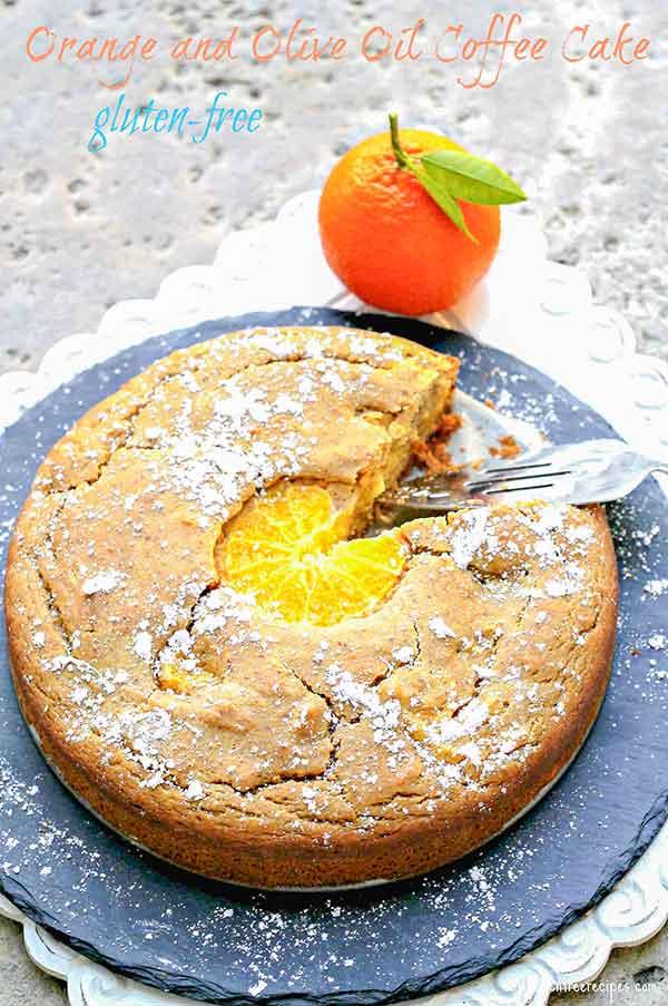 Gluten-Free Olive Oil Orange Cake