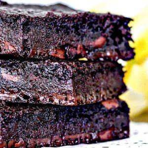 Easy Paleo Brownie Recipe