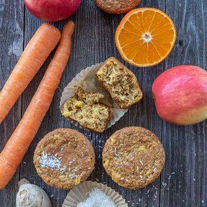 Healthy Gluten-Free Breakfast Muffin