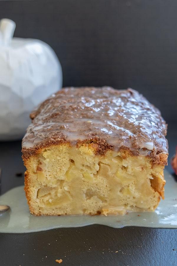 Gluten-Free Dutch Apple Quick Bread