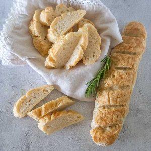 Gluten-Free Homemade Italian Bread