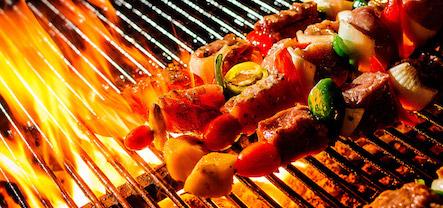 BBQ boot Amsterdam - Barbecue boot Amsterdam