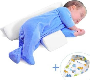 3. kylin4835 Baby Wedge Pillow for Side Sleeping