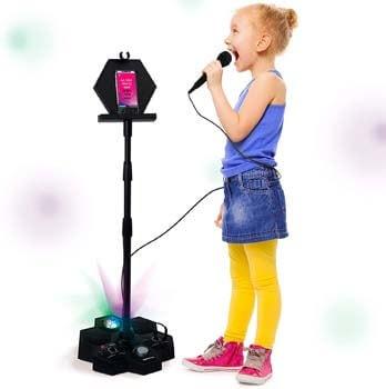 2. Karaoke Machine - Singsation All-In-One Karaoke System & Party Machine