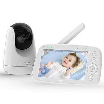 9. Baby Monitor, VAVA 720P 5