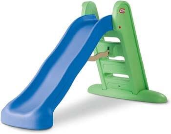 2. Little Tikes Easy Store Large Slide