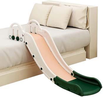 9. HAPPYMATY Plastic Play Kids Slide