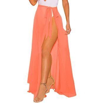7. Lienridy Beach Skirt Swimwear