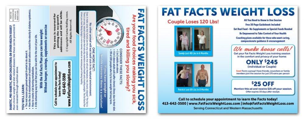 Health Services Brochure Marketing