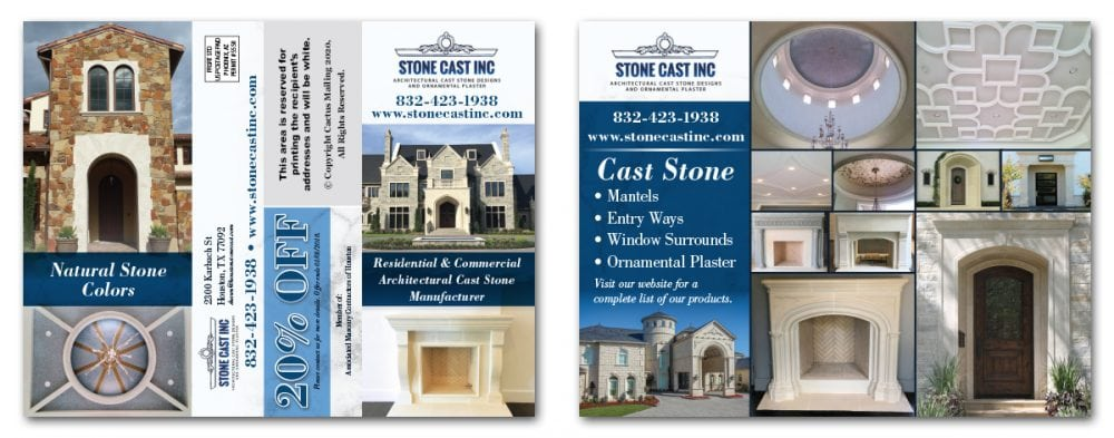 Remodeling Brochure Marketing
