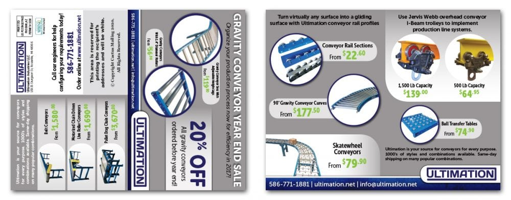 Brochure Marketing for Industrial Supply