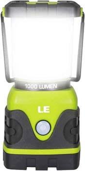 3: LE LED Camping Lantern, Battery Powered LED