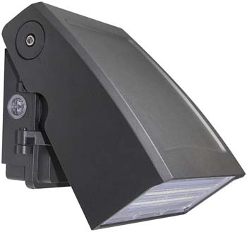 9: 30W LED Wall Pack light with Dusk-to-Dawn Photocell