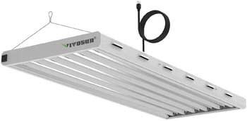 10: VIVOSUN 6500K 4FT T5 HO Fluorescent Grow Light