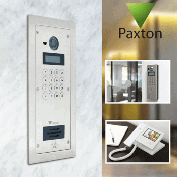 Paxton Access Control Solutions ad