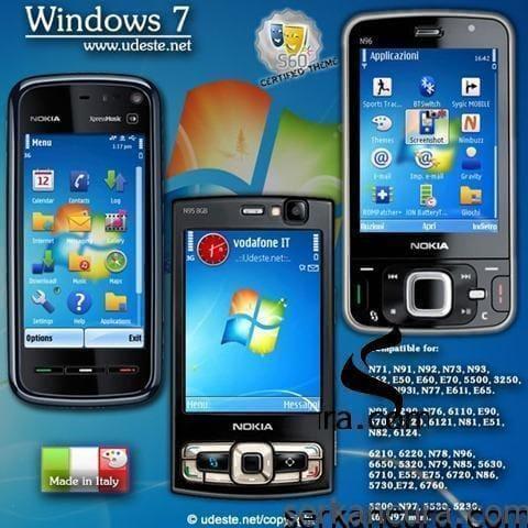 Windows Phone 7 için beş ortak