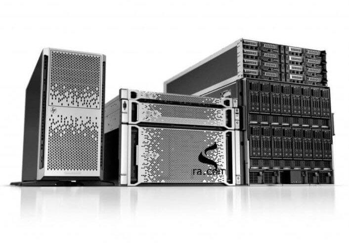 HP Kendi Kendini Yöneten ProLiant Gen8 Sunucuları ile BT'de Yeni Bir Dönüşüm Başlatıyor