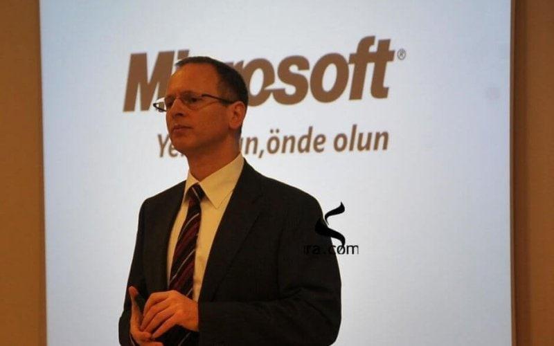 Microsoft Türkiye İzmirli Şirketlere 'Rekabet için Teknoloji' Dedi