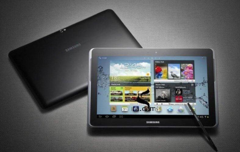 Yaratıcılığınızı Samsung GALAXY Note 10.1 ile Konuşturun