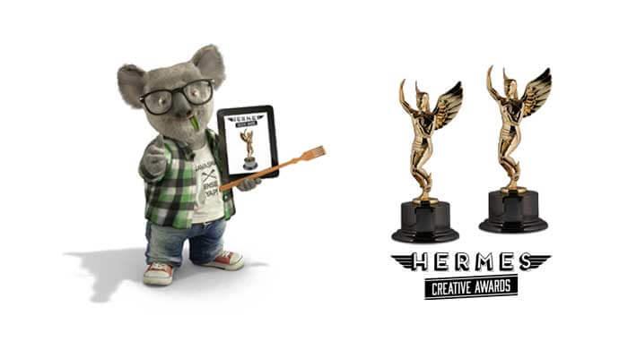 Koalay.com, Hermes Yaratıcılık Yarışması'nda 2 Altın Ödül Kazandı