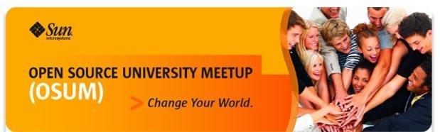 OSUM (Open Source University Meet Up ) Promosyon ürünleri
