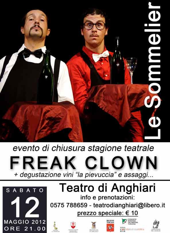 locandina-spettacolo-Freak-Clown-teatro-anghiari-stagione-2012
