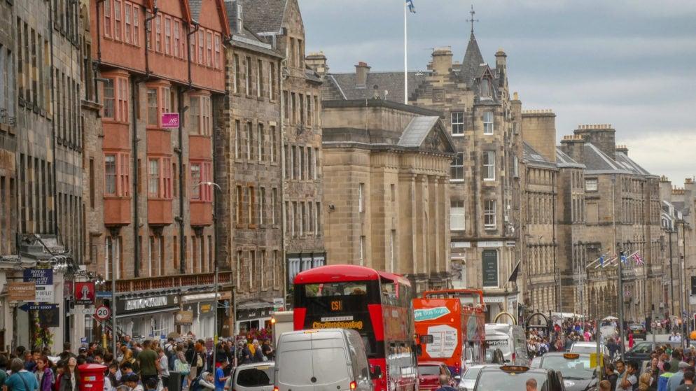 Dating in Glasgow in 2020