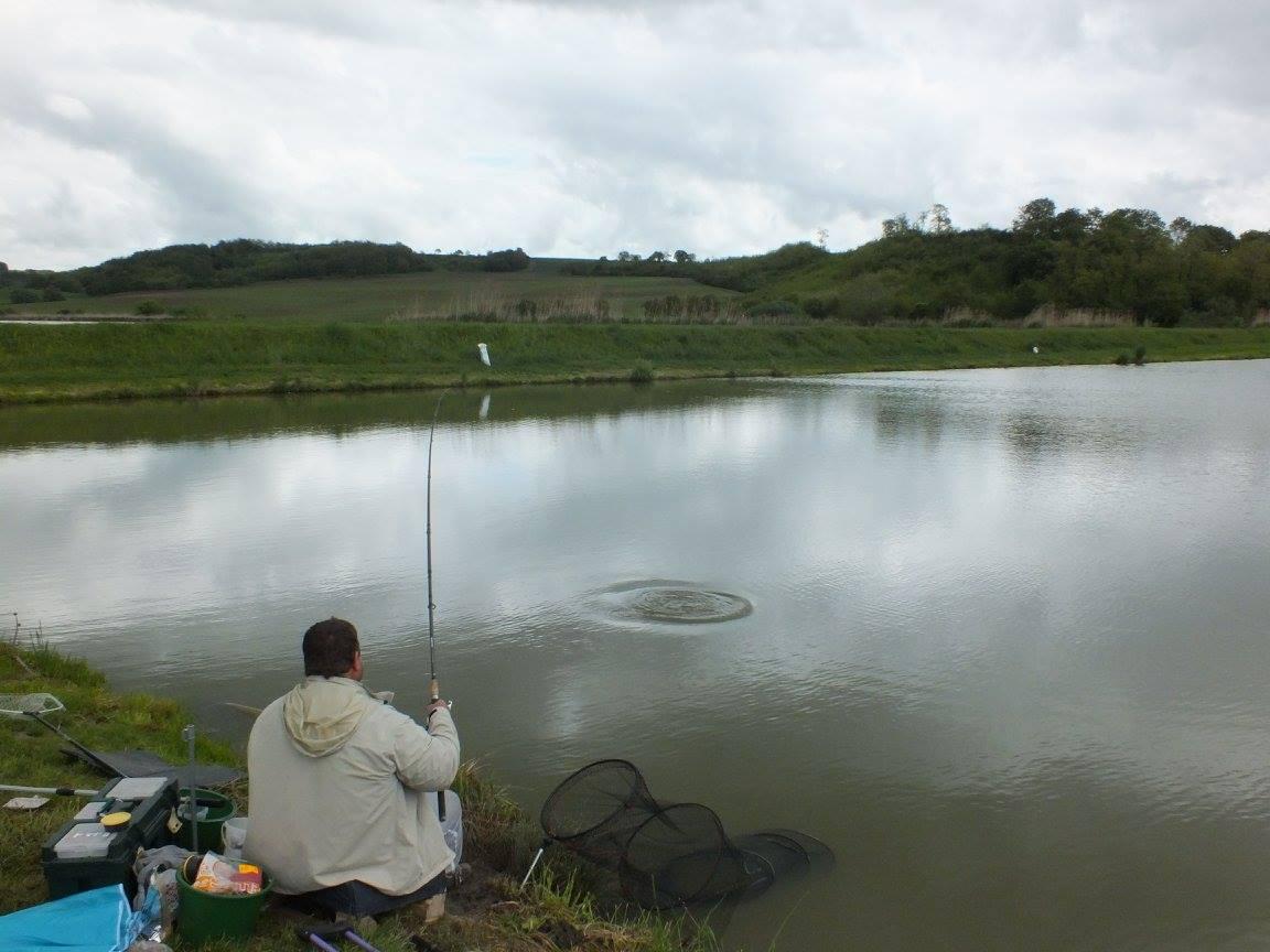 mágocsi horgásztó