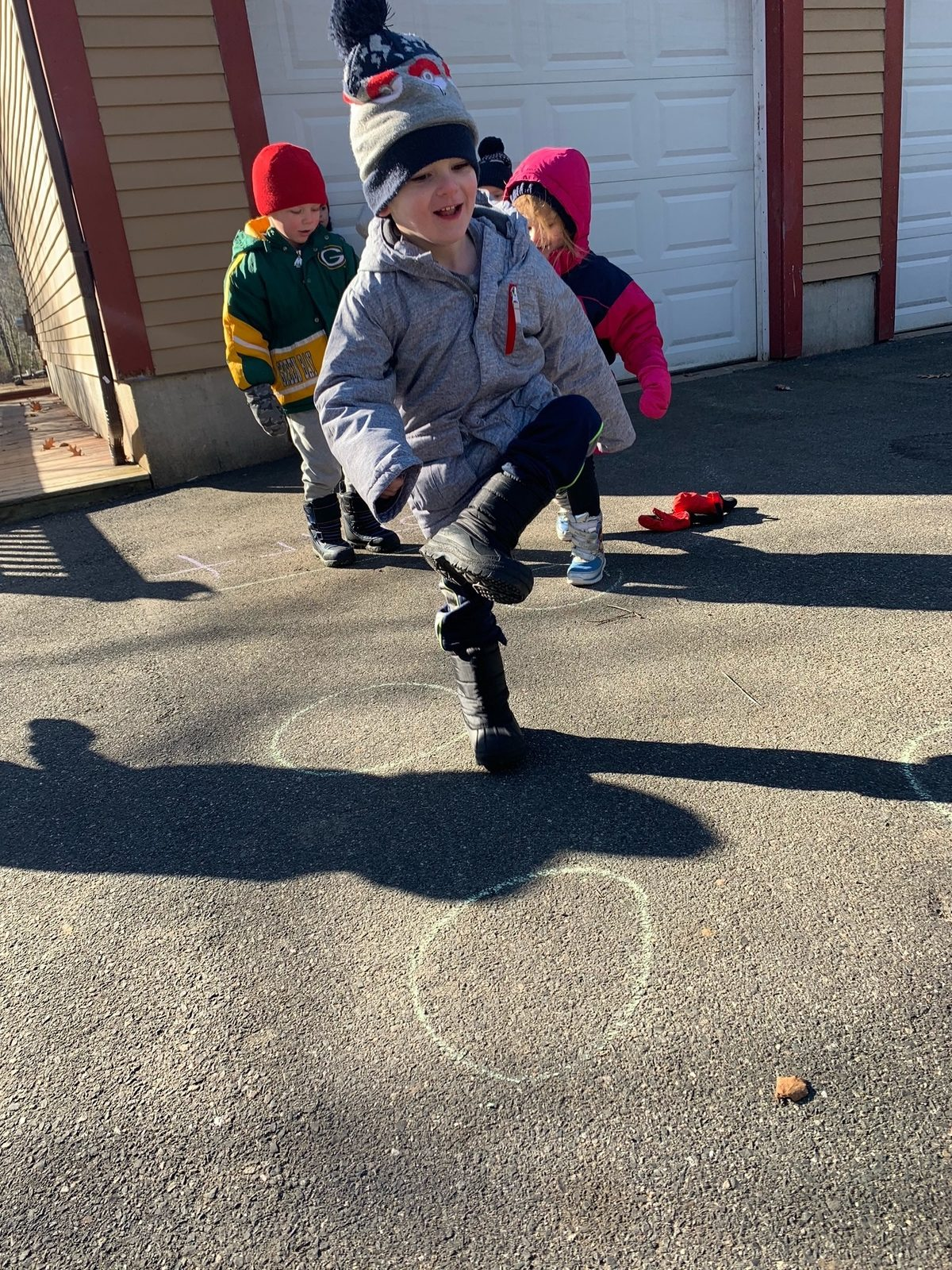 PreK Laugh Learn 2 Week 3 Winter Games 2021 Moment of the Week