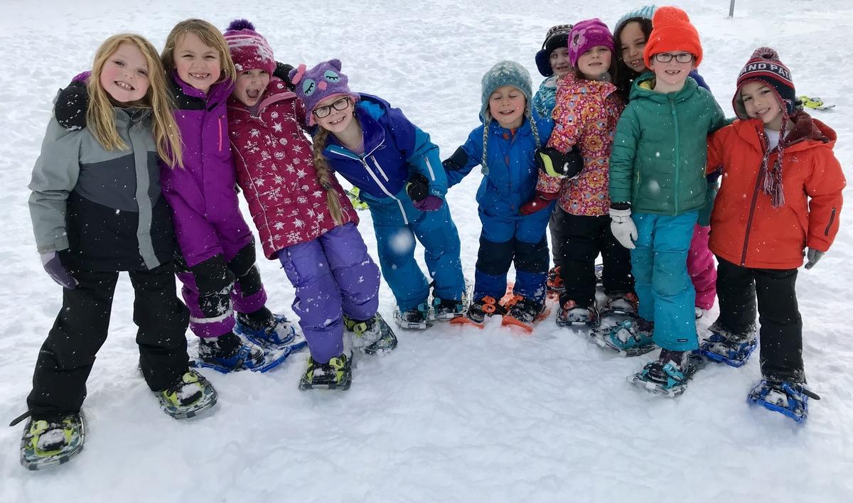 West Bath School Winter Games 2020 Week 1