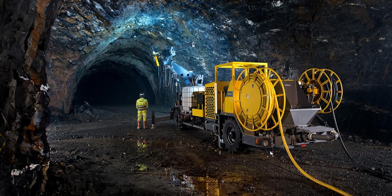Invertir Uranio Mineria subterranea