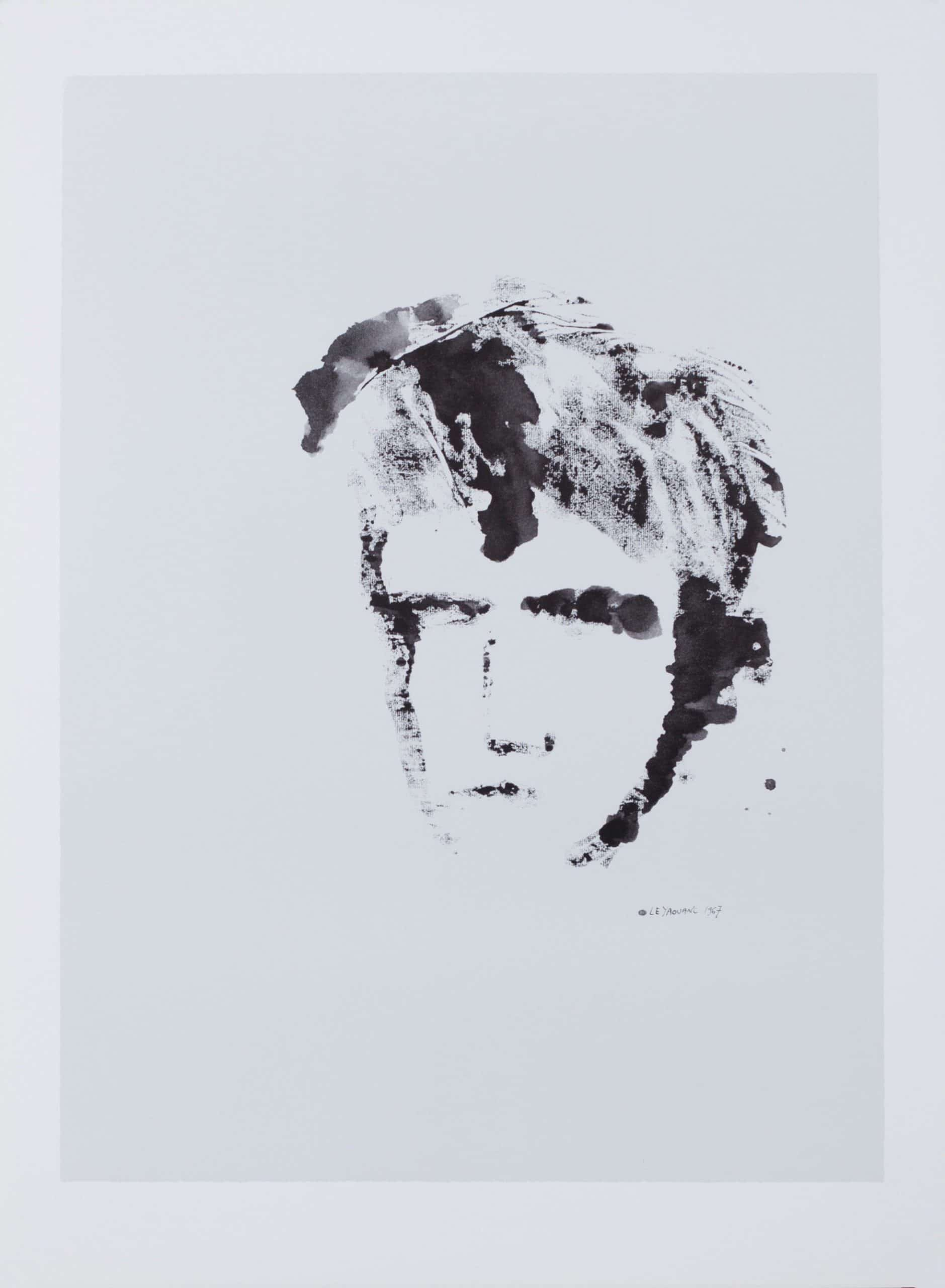 Portrait imaginaire d'Arthur Rimbaud