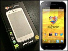 The MyPhone A919 3D Duo