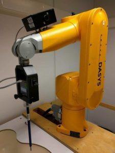 SAR robot DASY5 in TESTiLABS laboratory