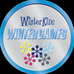 WinterKids Winter Games 2020 Logo