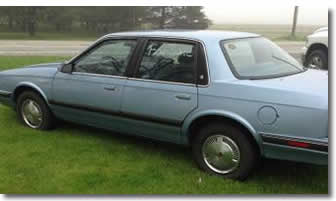 1991 Olds Cutlass