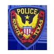 Kountze Police Dept emblem patch