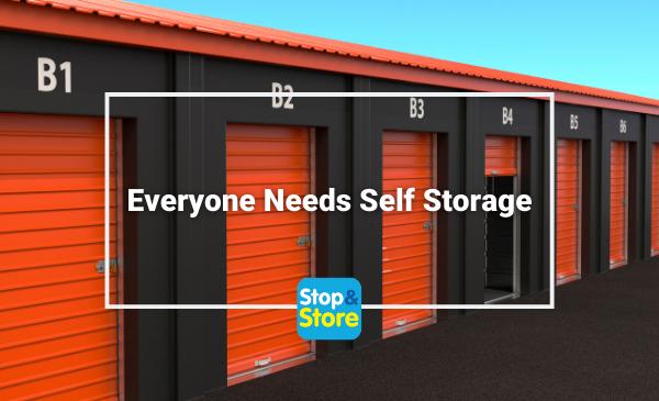 Everyone Needs Self Storage - Penrith